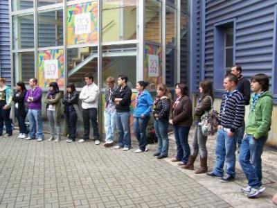 Encuentro preparatorio de San Jorge 2010