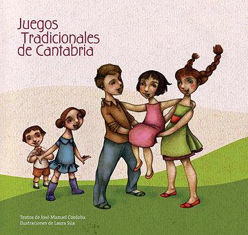 ADIC edita un libro sobre juegos tradicionales de Cantabria