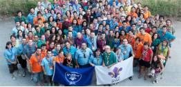 Reunión de equipos de Scouts MSC