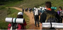 La ruta de los Scouts de Hong Kong