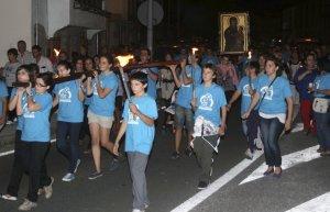 La Cruz de los Jóvenes en Liébana