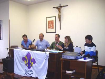 Los Scouts Católicos de Cantabria MSC celebraron el Foro 2010