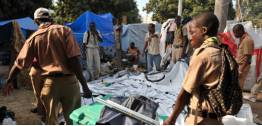 Ayuda Internacional Scout a Haití
